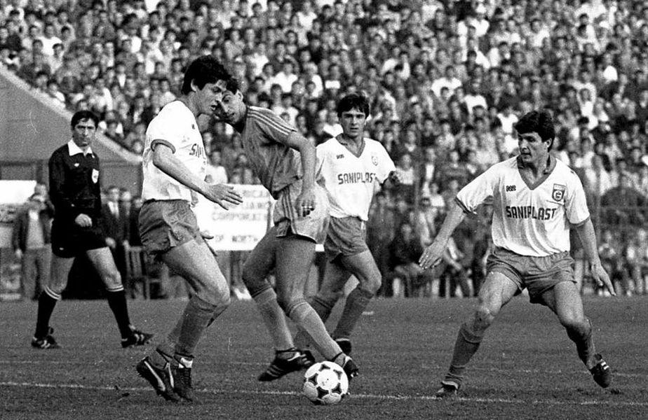 Ioan Andone a fost unul dintre cei mai buni fundași centrali din istoria lui Dinamo