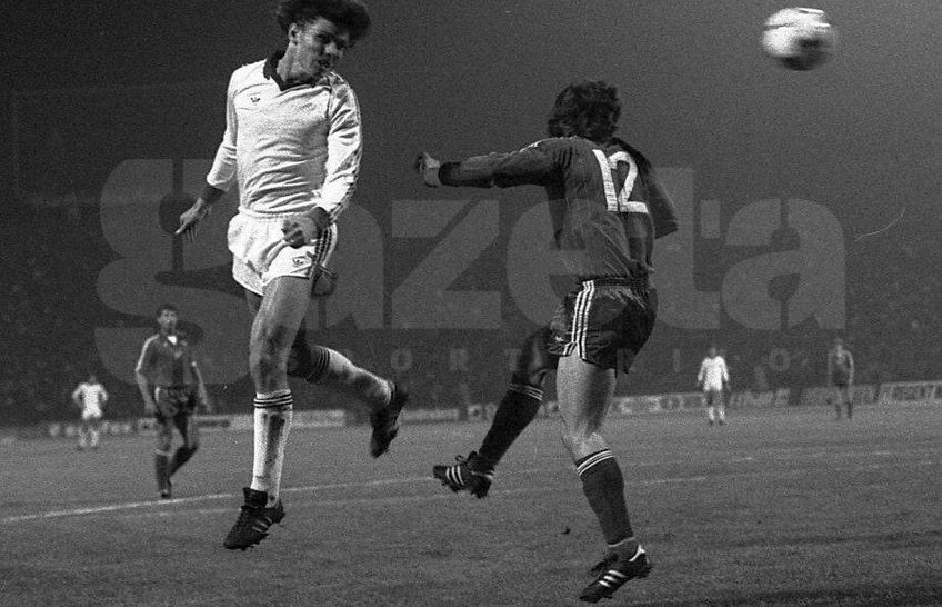 Cornel Dinu a aruncat în aer cea mai mare performanță europeană a lui Dinamo