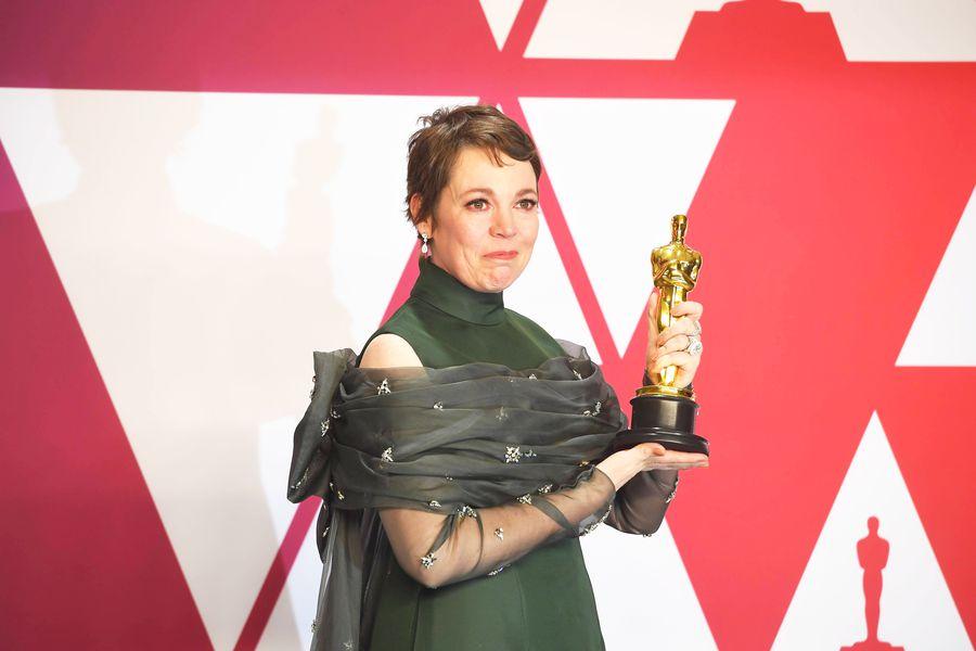 Olivia Colman are în palmares un Oscar, luat pentru rolul din The Favourite