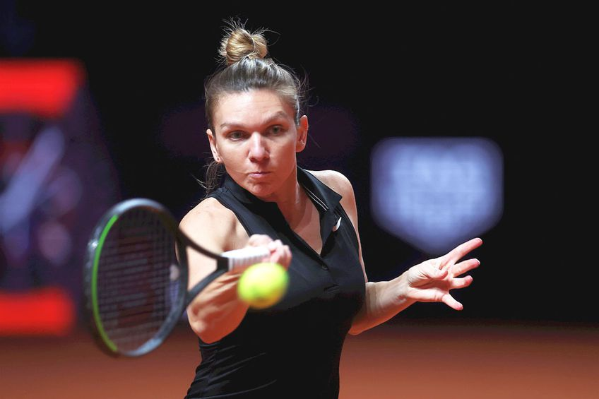 Simona Halep (29 de ani, 3 WTA) a pierdut în semifinale la Stuttgart // foto: Guliver/GettyImages