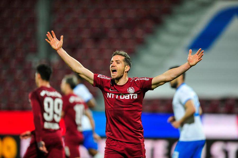 Alex Chipciu. Foto: CFR Cluj