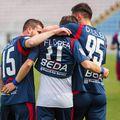Chindia a învins-o pe Poli Iași, 2-0 FOTO: facebook.com/chindiaoficial