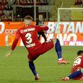 În minutul 33 al meciului FCSB - Sepsi (runda #3 a play-off-ului din Liga 1), la scorul de 1-0 pentru oaspeți, Ionuț Panțîru (25 de ani, fundaș stânga) a ieșit accidentat de pe teren.
