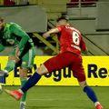 FCSB a pierdut pe teren propriu cu Sepsi, 1-2, în runda a 3-a a play-off-ului din Liga 1