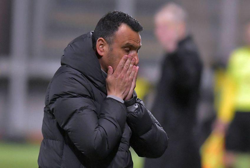 FCSB a pierdut surprinzător cu Sepsi, 1-2, în runda #3 a play-off-ului din Liga 1. Toni Petrea, antrenorul roș-albaștrilor, consideră că erorile comise la fazele fixe sunt doar responsabilitatea fiecărui jucător în parte.