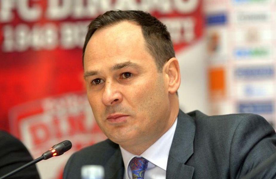 Avocatul Valentin Gheorghiță l-a anunțat pe Ionuț Negoiță că nu va mai continua la Dinamo