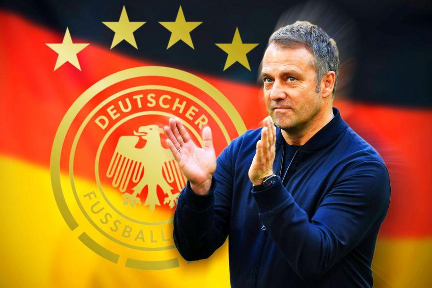 Hansi Flick e noul selecționer al Germaniei, foto: Imago