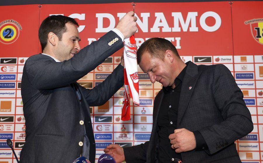 """Mesaj radical pentru Dinamo: """"Mai bine să o ia de la capăt, să nu se mai chinuie"""""""