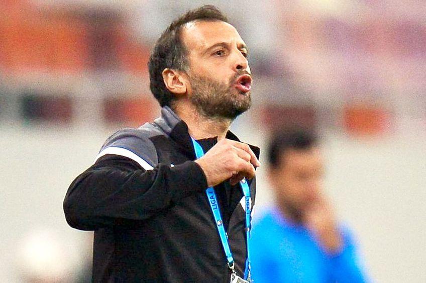 Dinu Todoran, noul antrenor de la FCSB