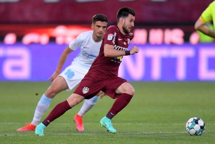 CFR Cluj - FCSB 2-0