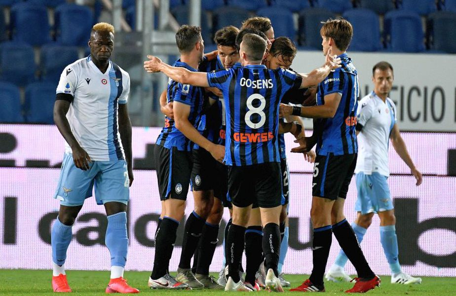 Atalanta - Lazio 3-2. foto: Guliver/ Getty Images