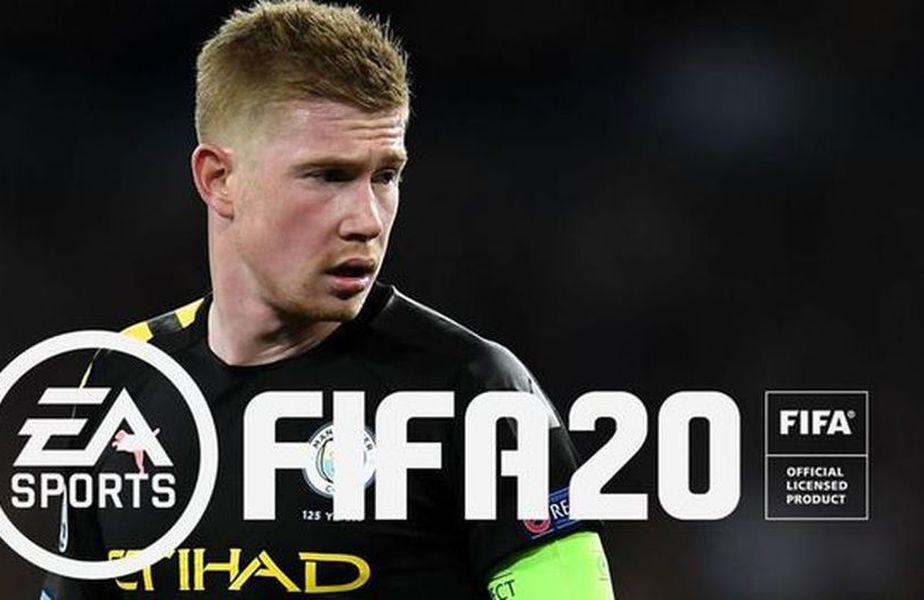 Mijlocașul Kevin de Bruyne a primit un nou upgrade important în FIFA 20, după ce EA Sports a anunțat Echipa Săptămânii.