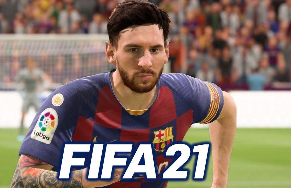 """EA Sports a """"confiscat"""" La Liga pentru următorii 10 ani! Campionatul spaniol va apărea doar în FIFA 21, nu și în PES 21."""