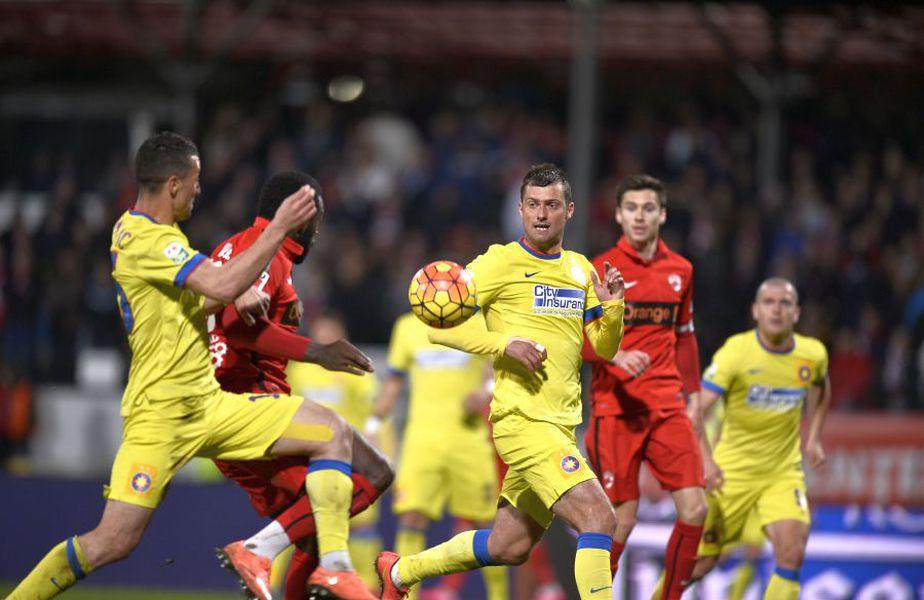 Ultima dată când Dinamo și FCSB au jucat un meci direct pe stadionul din Ștefan cel Mare s-a întâmplat înprimăvara lui 2016.