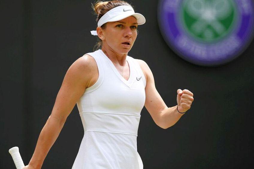 Simona Halep (29 de ani, 3 WTA) s-a retras oficial de la Wimbledon 2021!