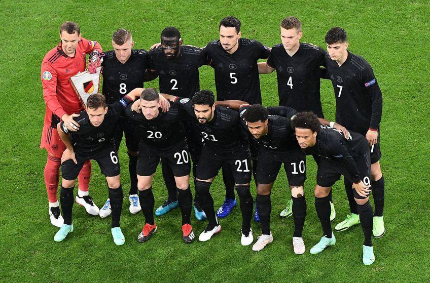 Leroy Sane, criticat după evoluțiile de la Euro 2020. Foto: Imago