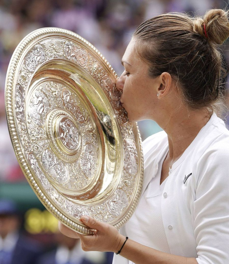 Simona Halep s-a retras de la Wimbledon! Prezența la JO e sub semnul întrebării
