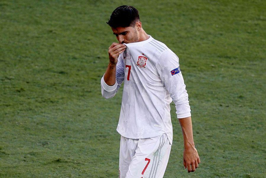 Înjurat și amenințat » Calvarul unui internațional spaniol la Euro 2020