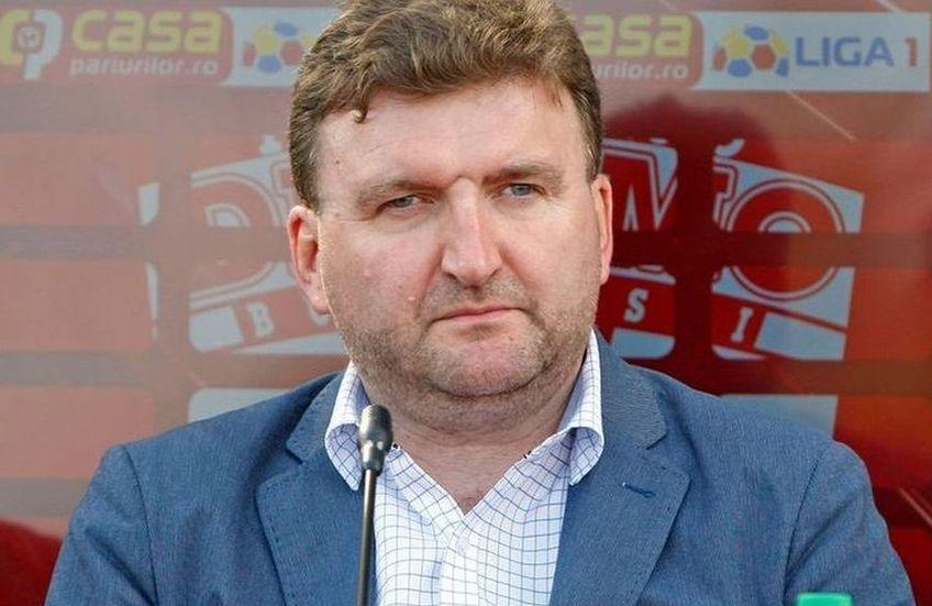 Șerdean a dat în judecată Societatea Dinamo 1948 SA la Tribunalul București, iar potrivit portalului just.ro a făcut contestație la decizia de concediere.