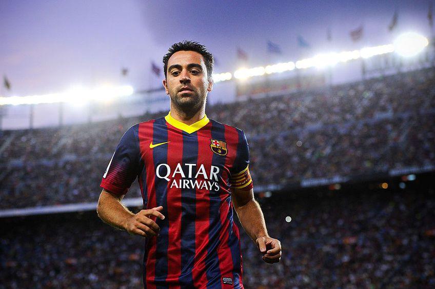 Xavi este așteptat să revină în această vara la Barcelona, ca antrenor // Sursă foto: Getty