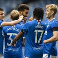 Ianis Hagi a marcat 3 goluri în meciurile amicale disputate de Rangers până acum // foto: twitter.com/RangersFC