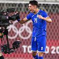 România a debutat cu victorie la Jocurile Olimpice, 1-0 cu Honduras / foto: Raed Krishan - Tokyo