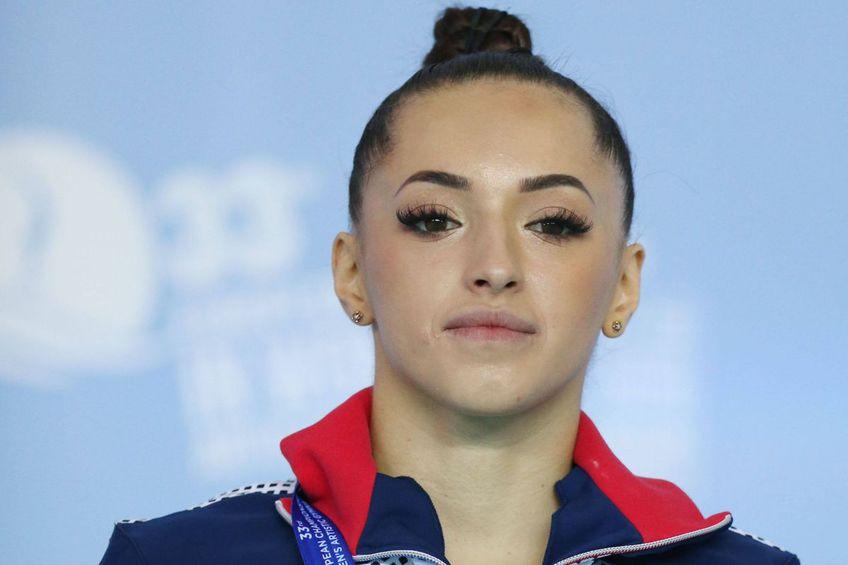 Reacția Larisei Iordache după ce a concurat la Jocurile Olimpice Foto: Imago