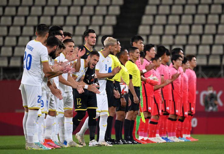România - Coreea de Sud / foto: Raed Krishan (Tokyo)