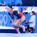 Larisa Iordache s-a confruntat cu dureri la picior FOTO: Imago Images