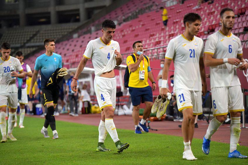 România - Coreea de Sud 0-4 / foto: Raed Krishan (Tokyo)