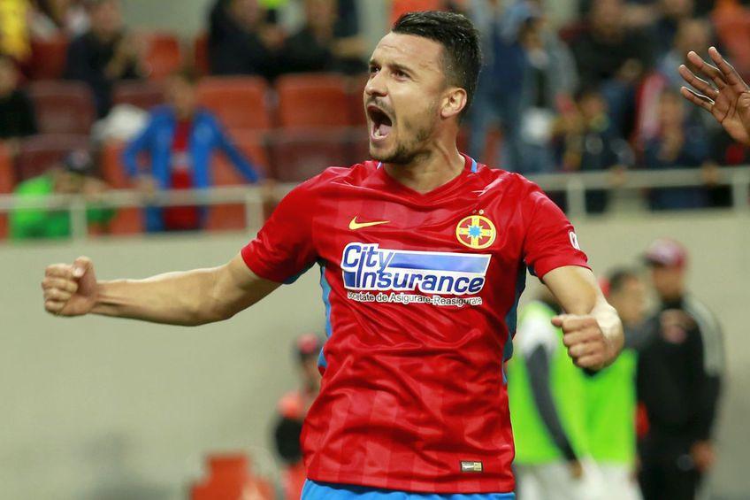 Constantin Budescu (32 de ani, mijlocaș ofensiv), legitimat în prezent la Damac FC, Arabia Saudită, e la un pas de CFR Cluj