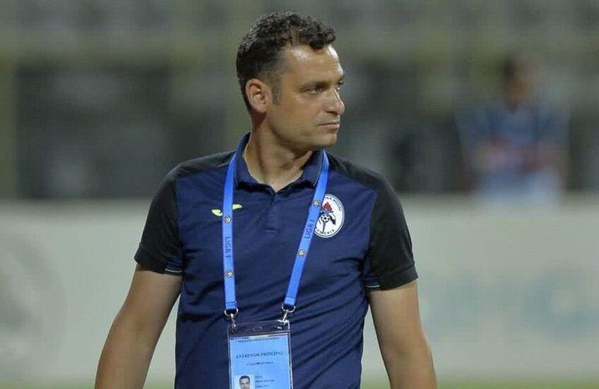 Mihai Teja, antrenorul lui Gaz Metan Mediaș, nu e dezamăgit de evoluția jucătorilor săi, deși ardelenii au pierdut la Ovidiu, cu Farul, 0-2.
