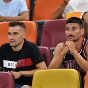 Darius Olaru și Iulian Cristea