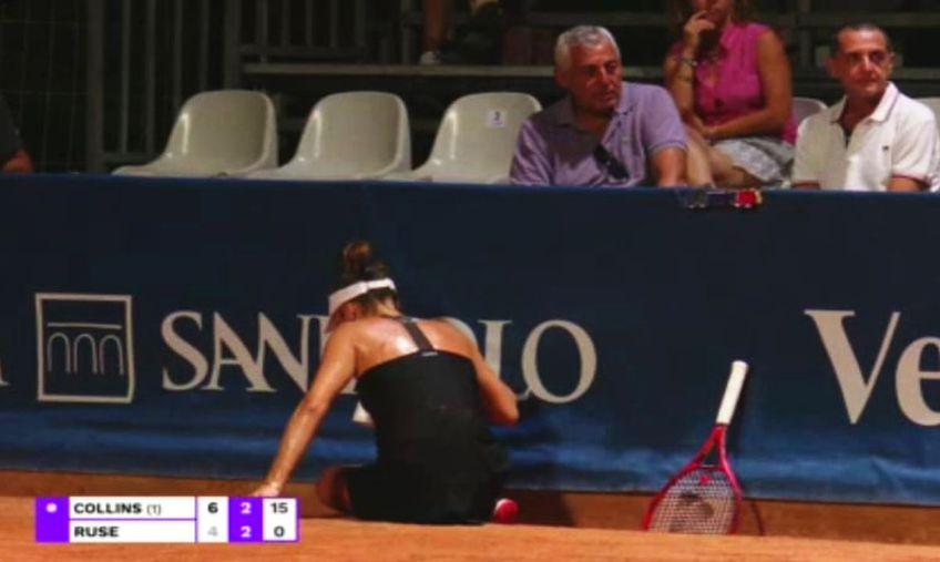 Gabriela Ruse (23 de ani, 137 WTA) și Danielle Rose Collins (27 de ani, 44 WTA) se întâlnesc în finala turneului WTA de la Palermo, astăzi, de la ora 20:30.