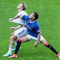 Rangers a învins-o într-un amical pe Real Madrid, scor 2-1. Ianis Hagi (22 de ani, mijlocaș ofensiv) a fost titular la scoțieni și a jucat 61 de minute.