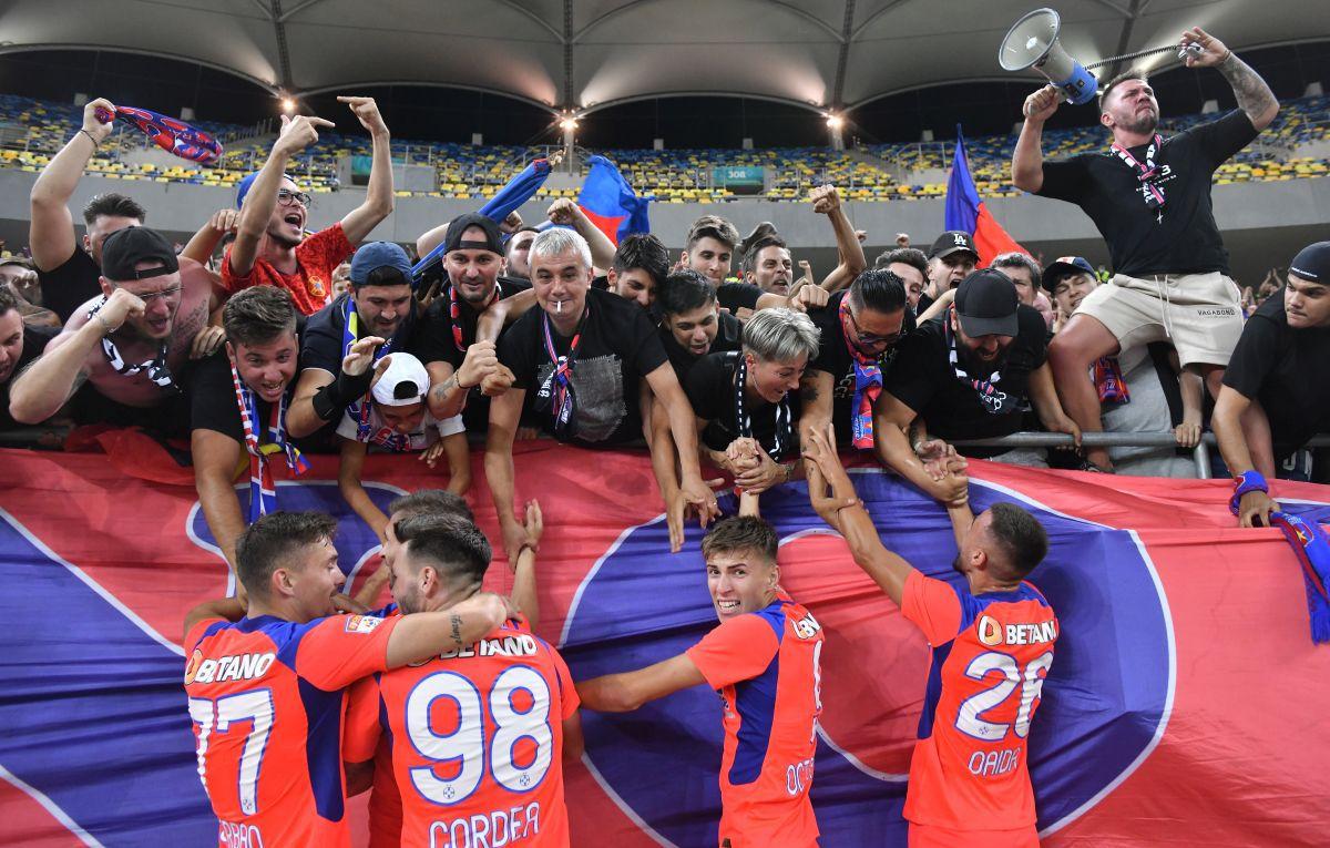 FOTO FCSB - CSU Craiova, meci 25.07.2021
