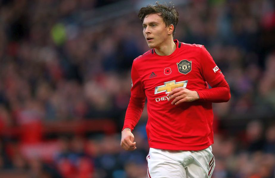 Victor Lindelof, Manchester United // foto: Guliver/gettyimages
