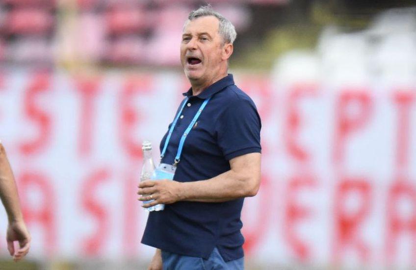 Nicolo Napoli (58 de ani) a fost prezentat oficial la FC U Craiova 1948. Va fi mandatul cu numărul 7 în Bănie al antrenorului italian.