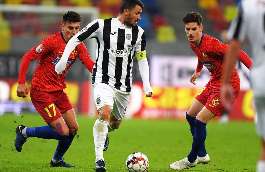 Constantin Budescu (31 de ani) mai e decar doar fiindcă a împlinit zece luni de când nu a marcat.