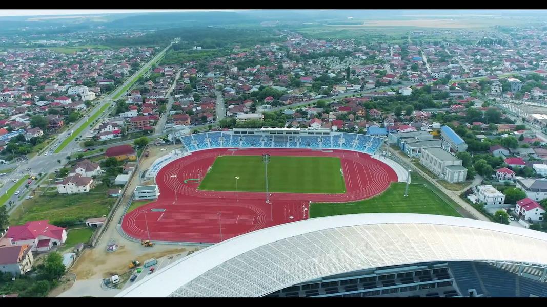 stadion atletism craiova