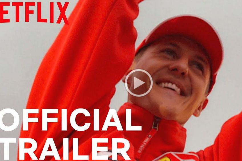 Netflix va difuza un documentar despre fostul celebru pilot de Formula 1.