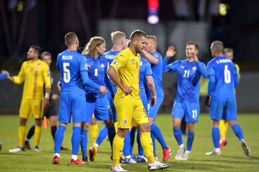 Islanda a anunțat lotul convocat pentru următoarele jocuri din preliminariile Campionatului Mondial 2022.
