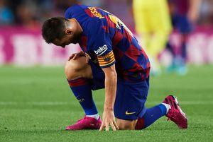 Messi, dezastru în meciurile esențiale: niciun gol, niciun assist în 4 confruntări cu Atletico și Real!