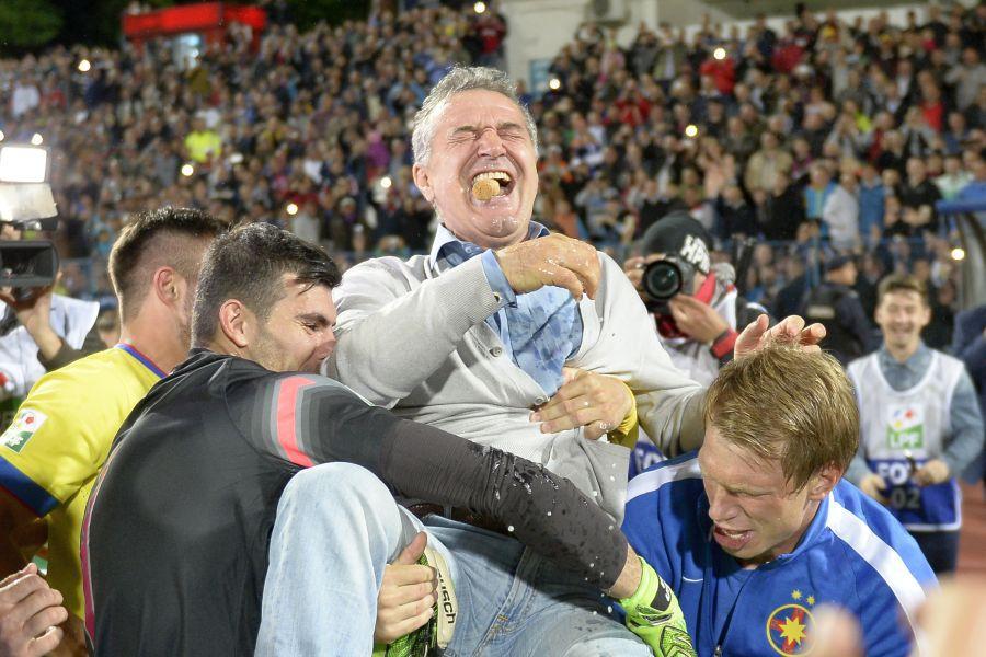 """Gabi Mureșan, acuzații grave despre ultimul campionat câștigat de FCSB: """"Ni s-a furat un titlu, a fost vândut! Am auzit că unii au luat bani, probabil de la Gigi Becali"""""""