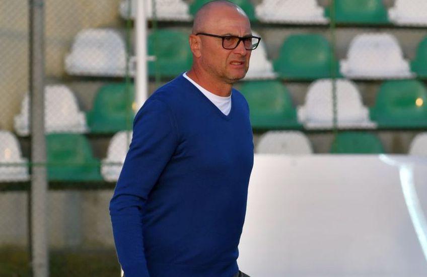 Leo Grozavu, 53 de ani, antrenorul lui Sepsi, a vorbit după victoria echipei sale cu FC Voluntari, scor 2-1