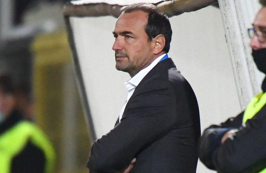 Ionuț Badea, 44 de ani, antrenorul lui FC Argeș, a tras concluziile după înfrângerea contra Craiovei, scor 1-2.