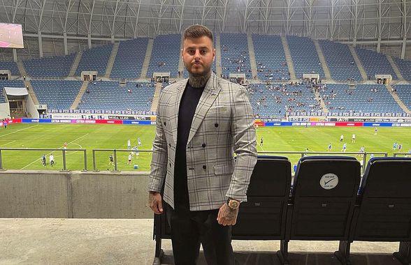 """Adrian Mititelu jr, replică dură pentru Mihai Rotaru: """"O să primească nota de plată pentru răul făcut familiei mele și suporterilor Universității Craiova când îi va fi lumea mai dragă"""""""