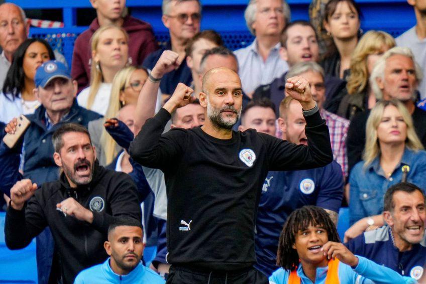 Manchester City a câștigat derby-ul rundei #6 din Premier League, 1-0 pe terenul lui Chelsea.