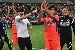 FCSB are un nou căpitan » Cui i-a dat Edi Iordănescu banderola