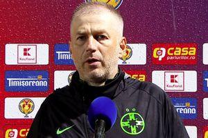 """Edi Iordănescu, iritat de o întrebare înainte de FCSB - Clinceni: """"Nu cred că trebuie să dau explicații"""""""